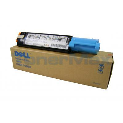 DELL 3100CN TONER CYAN 4K